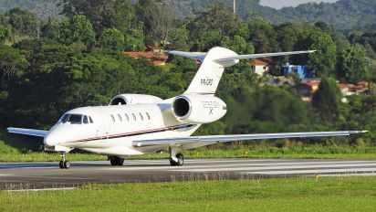 PR-GRD - Private Cessna 750 Citation X