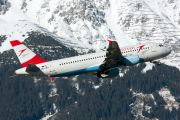 OE-LBO - Austrian Airlines/Arrows/Tyrolean Airbus A320 aircraft