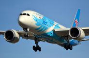 B-2725 - China Southern Airlines Boeing 787-8 Dreamliner aircraft
