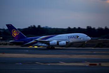 - - Thai Airways Airbus A380
