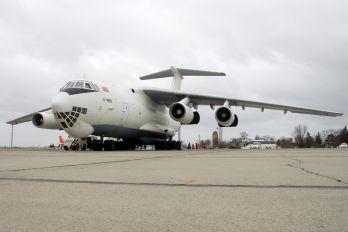 EW-78836 - Ruby Star Air Enterprise Ilyushin Il-76 (all models)