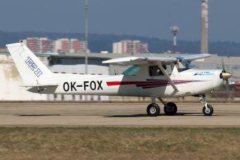 OK-FOX - Private Cessna 152