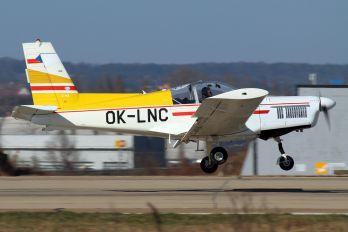 OK-LNC - Aeroklub Brno Medlánky Zlín Aircraft Z-142