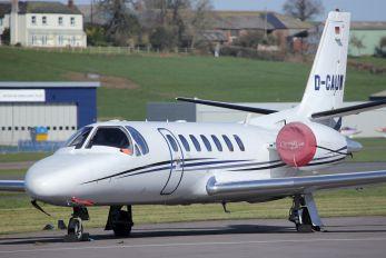 D-CAUW - Private Cessna 560 Citation Encore