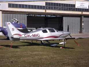 OK-MIC - Private Cessna 400 Corvalis