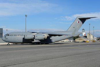 A7-MAC - Qatar Amiri - Air Force Boeing C-17A Globemaster III
