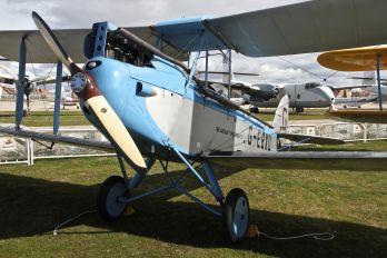 G-EBXU - Fundación Infante de Orleans - FIO de Havilland DH. 60 Moth