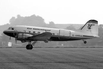 G-AMRA - Air Atlantique Douglas DC-3
