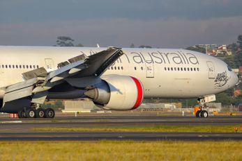 VH-VOZ - Virgin Australia Boeing 777-300ER