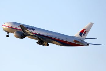9M-MRO - Malaysia Airlines Boeing 777-200ER