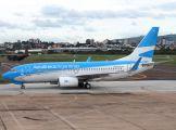 LV-CYN - Aerolineas Argentinas Boeing 737-700 aircraft
