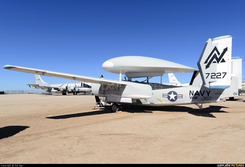 USA - Navy 147227 aircraft at Tucson - Pima Air & Space Museum