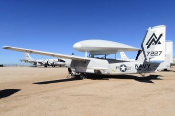 147227 - USA - Navy Grumman E-1B Tracer