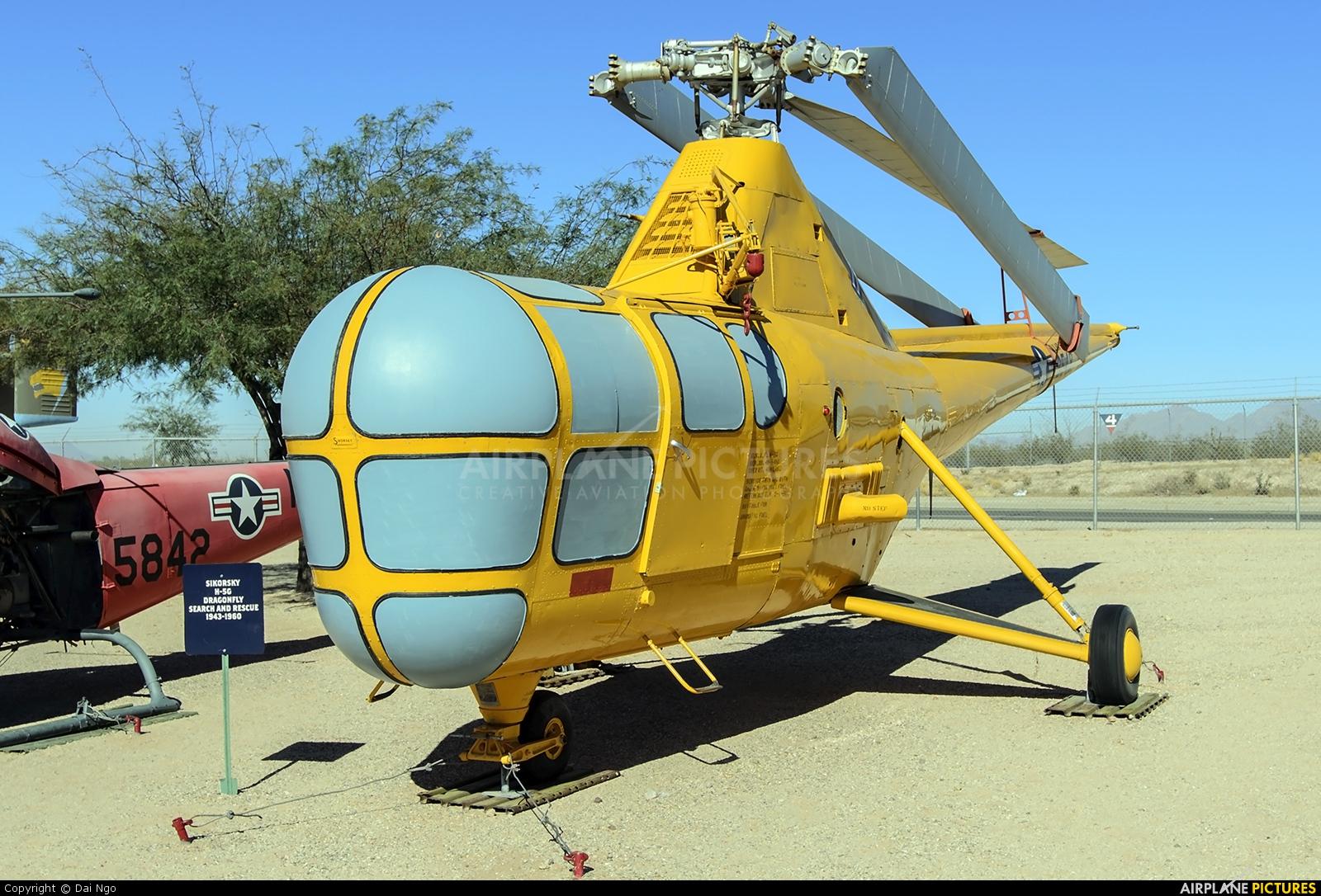 USA - Air Force 48-0548 aircraft at Tucson - Pima Air & Space Museum