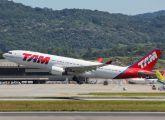 PT-MVU - TAM Airbus A330-200 aircraft