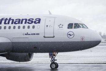 D-AILH - Lufthansa Airbus A319