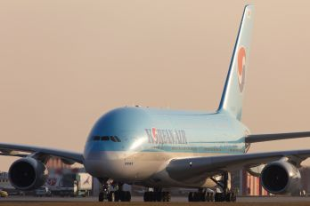 HL7614 - Korean Air Airbus A380