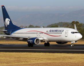 XA-MIA - Aeromexico Boeing 737-800