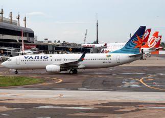 PR-VBG - VARIG Boeing 737-800