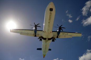 V2-LIC - LIAT ATR 72 (all models)