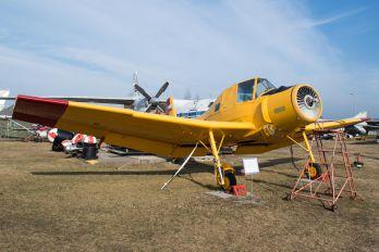 OK-ZKC - Private Zlín Aircraft Z-37A Čmelák