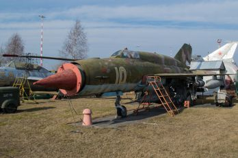 10 - Russia - Air Force Mikoyan-Gurevich MiG-21SMT