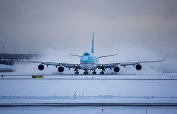 HL7489 - Korean Air Boeing 747-400