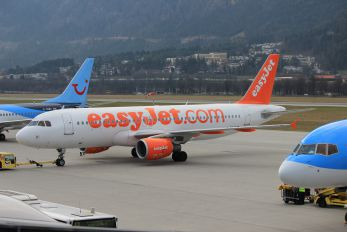 G-EZUD - easyJet Airbus A320