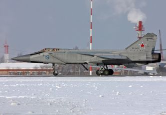 19 - Russia - Air Force Mikoyan-Gurevich MiG-31 (all models)