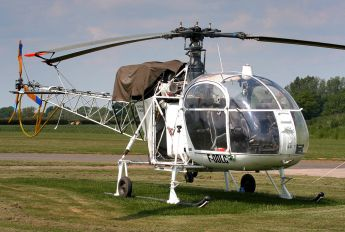 F-ODLC - Private Aerospatiale SA-315B Lama