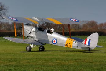 G-ANON - Private de Havilland DH. 82 Tiger Moth