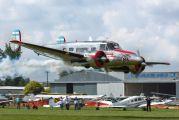 LV-JFH - Private Beechcraft 18 Twin Beech H series aircraft