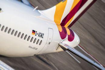 D-AGWZ - Germanwings Airbus A319