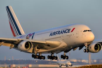 F-HPJI - Air France Airbus A380