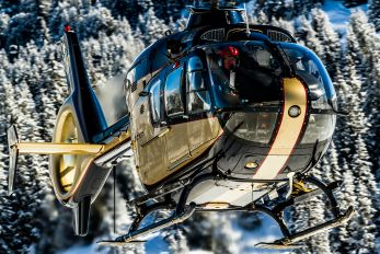 F-GJSR - SAF Helicopteres Eurocopter EC135 (all models)