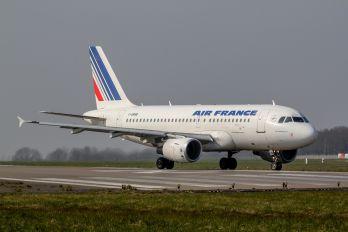 F-GHRB - Air France Airbus A319