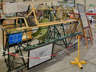 FX322 - Royal Air Force North American Harvard/Texan (AT-6, 16, SNJ series)