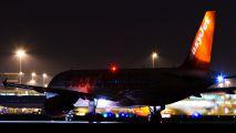 G-EZUM - easyJet Airbus A320 aircraft