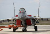 17 - Bulgaria - Air Force Mikoyan-Gurevich MiG-29A aircraft