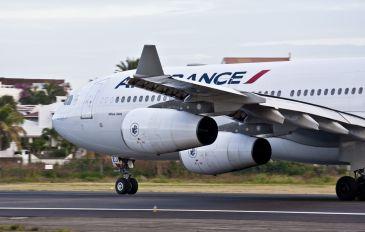 F-GLZJ - Air France Airbus A340-300