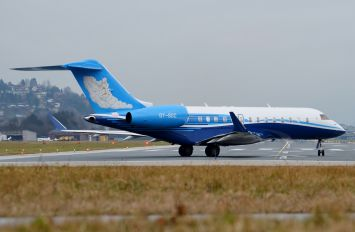 OY-SGC - Execujet Europa AS Bombardier BD-700 Global 5000