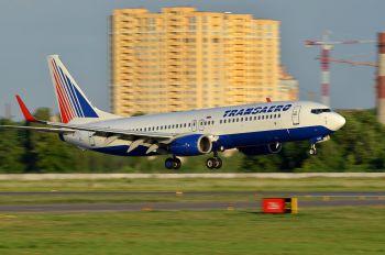 EI-RUD - Transaero Airlines Boeing 737-800