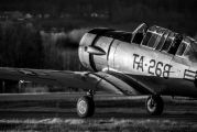 LN-TEX - Private North American Harvard/Texan (AT-6, 16, SNJ series) aircraft