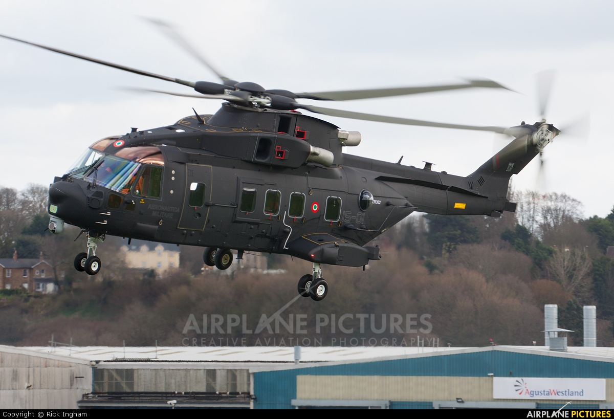 Italy - Air Force ZR352 aircraft at Yeovil