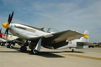 N51YZ - Private North American P-51D Mustang