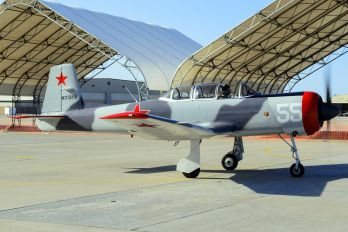 N313YK - Private NanChang CJ-6A