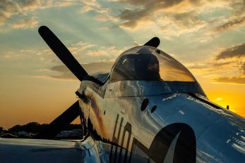 N451D - Private North American P-51D Mustang