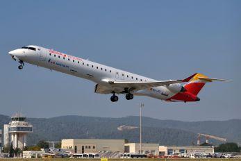 EC-JZS - Air Nostrum - Iberia Regional Canadair CL-600 CRJ-900