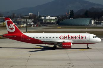 D-ABFT - Air Berlin Airbus A320