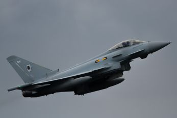 ZK323 - Royal Air Force Eurofighter Typhoon FGR.4